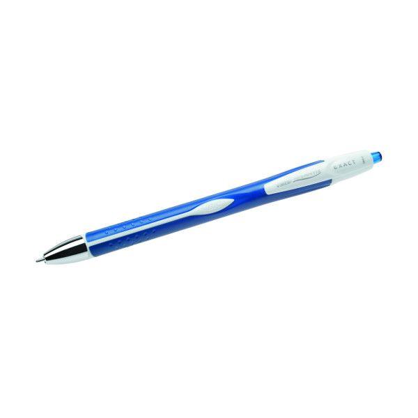 Ручка шариковая автоматическая ATLANTIS EXACT 0,7 мм синяя