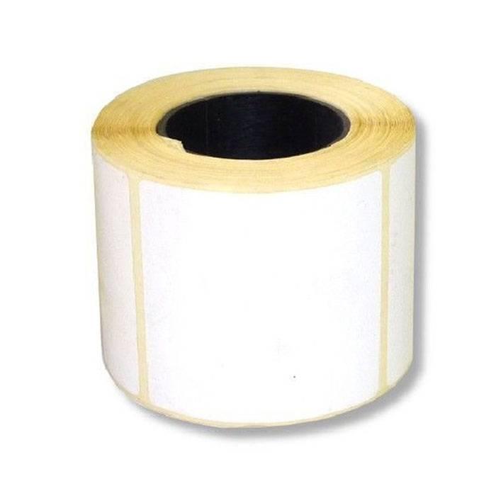 Весовая лента 58х60 мм, 400 этикеток, термо