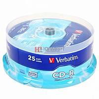 Диск CD-R VS 700 Мб 52х Shrink/25 шт