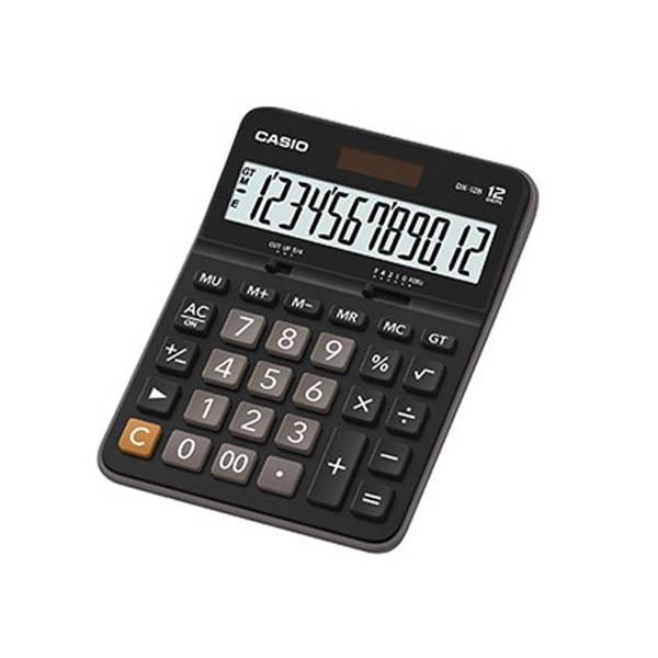 Калькулятор настольный CASIO DX-12B 12-разрядный настольный