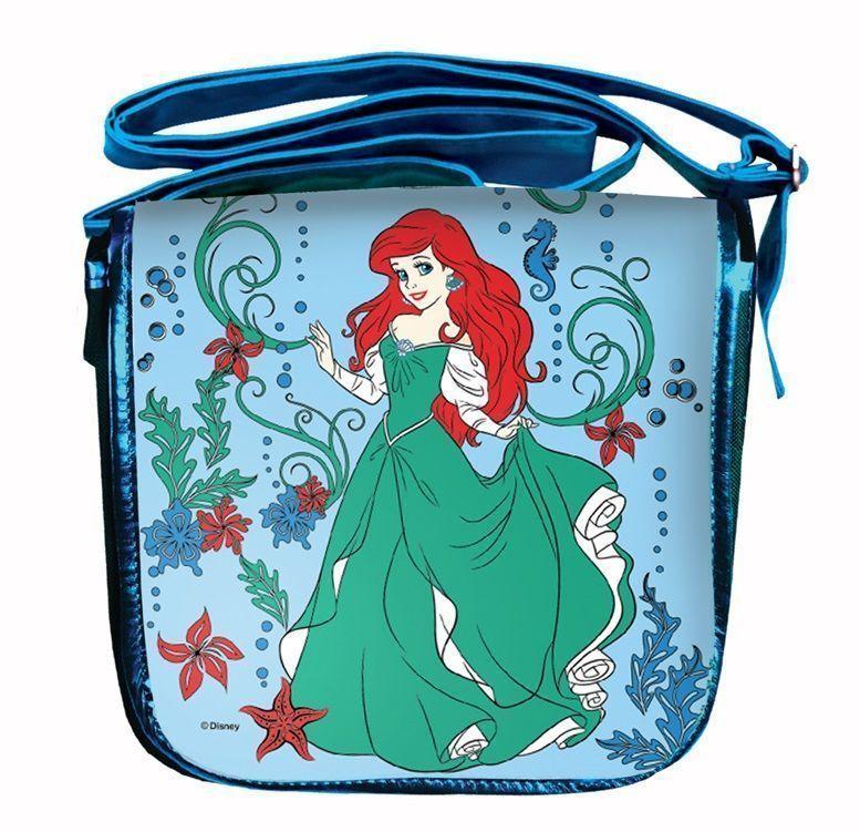 Набор для росписи сумки АРИЭЛЬ 27,5х29,5х5 см 5 предметов 5+