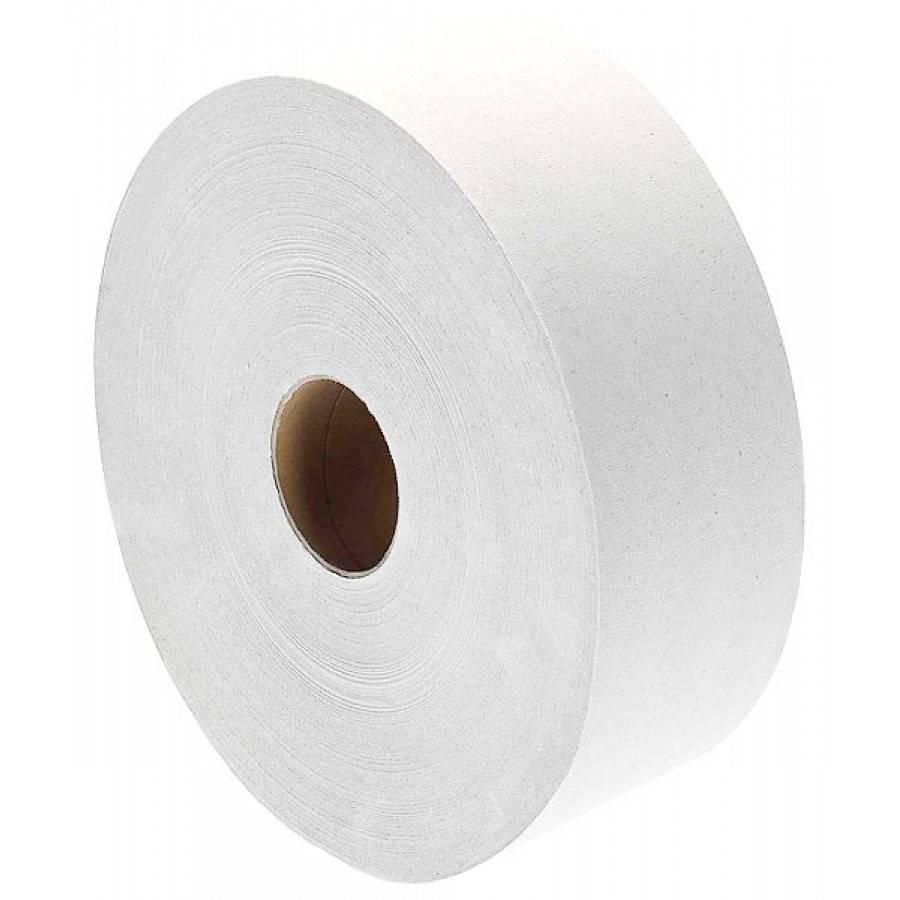 Туалетная бумага, 1 слой, ТЕРЕС ЭКОНОМ MAXI, 480 м, белый, для диспенсеров