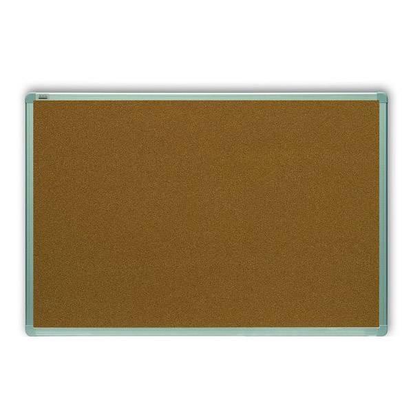 Доска пробковая inФОРМАТ STANDARD 100х150 см алюминевая рама