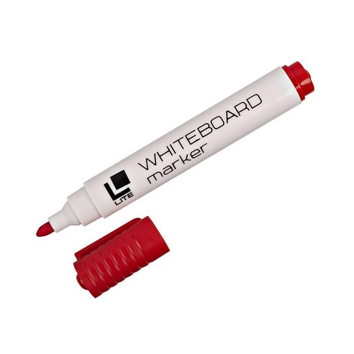 Маркер для досок LITE 3 мм красный круглый