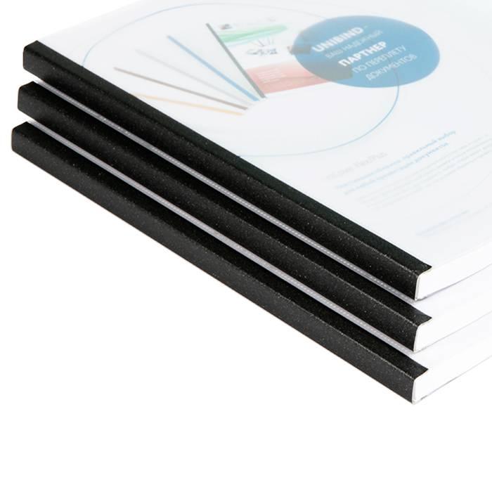 Обложка д/переплета UNIBIND UniCover Flex размер XL прозр./матов.кварц кореш. комбинированный