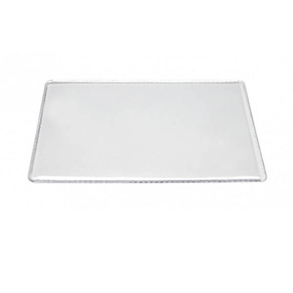 Обложка для пропуска ДПС 75Х105 мм пластик, прозрачный