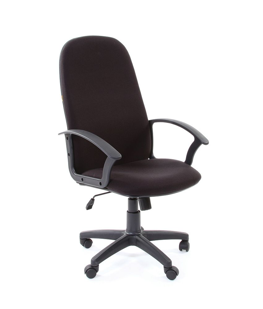Кресло CHAIRMAN 289 черное, ткань