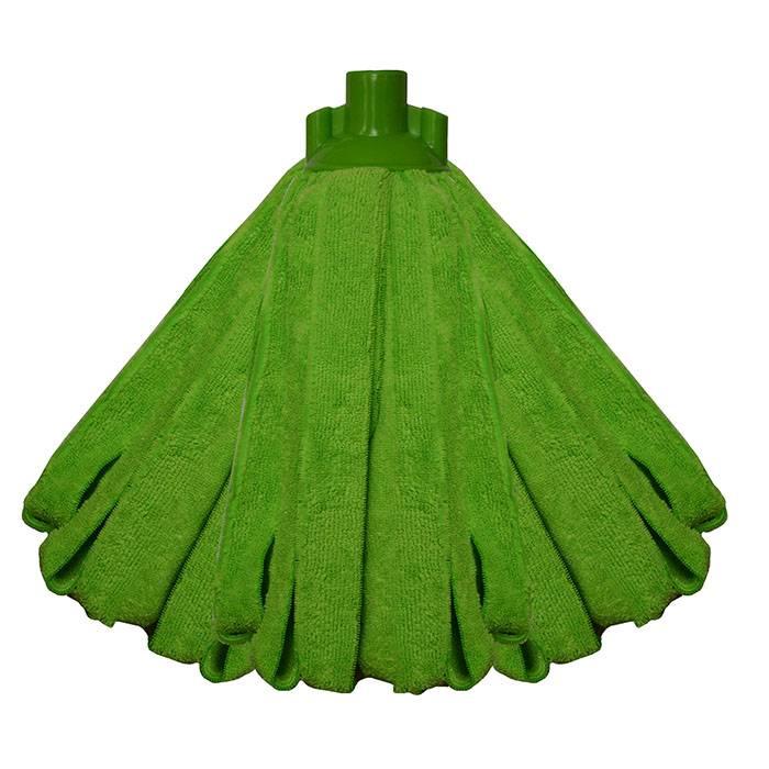 МОП насадка для пола PACLAN Green Mop, ленточная