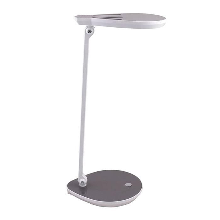 Лампа настольная СТАРТ на светодиодах серый 5 Вт