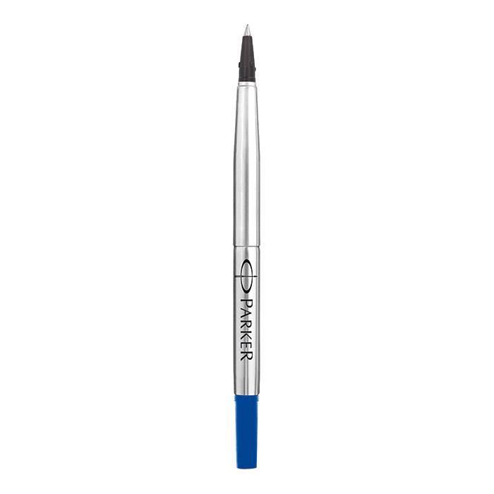 Стержень роллеровый PARKER M 1 мм синий