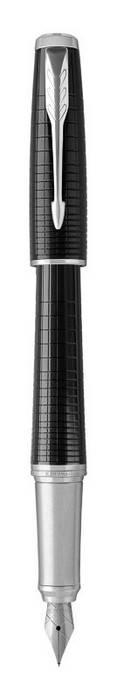 Ручка пер. PARKER Urban Premium Ebony Metal Chiselled СT