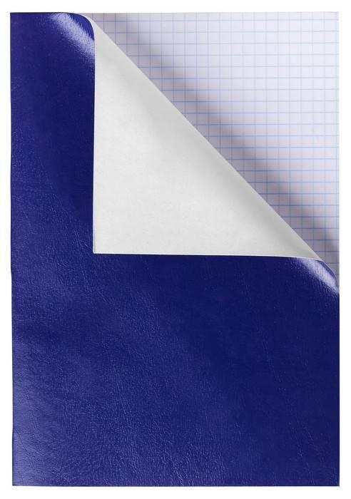 Тетрадь 96 листов АССОРТИ А4 в клетку, обложка бумвинил, внутренний блок офсет, на скрепке