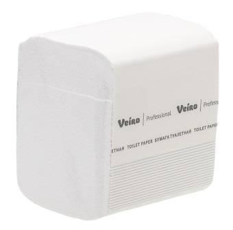 Туалетная бумага, VEIRO PROFESSIONAL COMFORT, 2 слойная, 210 м, белый, 250 л.