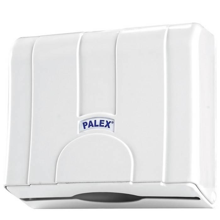 Диспенсер для бумажных полотенец PALEX, пластик, 25х21х10 см, 200 л.