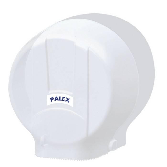 Диспенсер для туалетной бумаги PALEX, пластик, 22х25,5х12 см, диаметр до 20 см