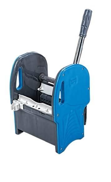Тележка для мытья пола, UCTEM-PLASS, сталь, отжим, вертикальный, MIMOZA