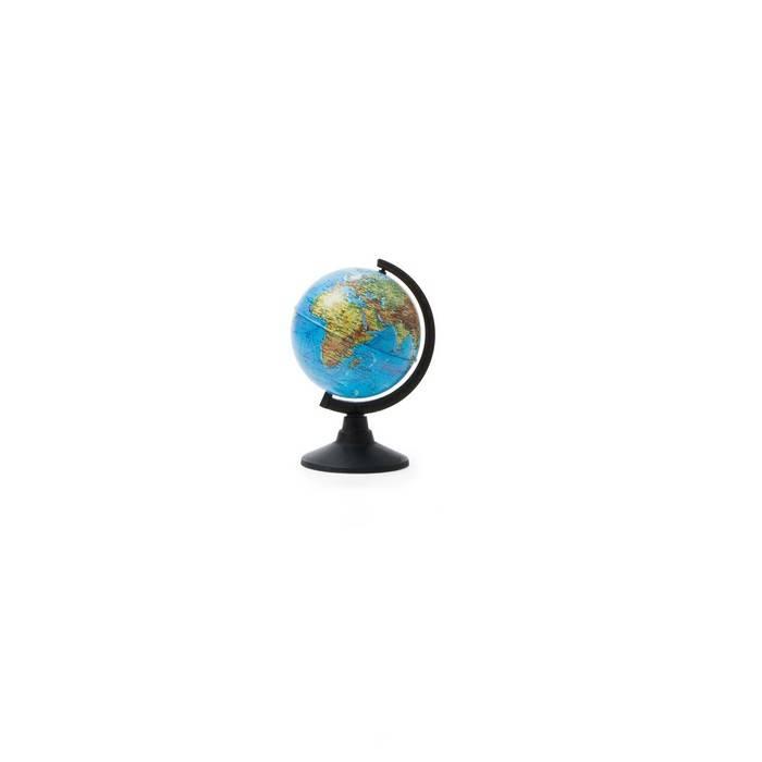 Глобус Земли физич. 12,00 см
