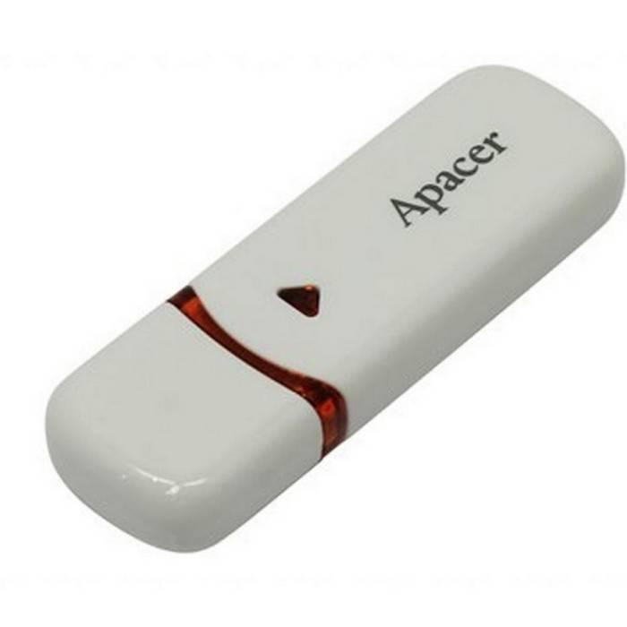 Флэш-память APACER AH333 16 Гб белый