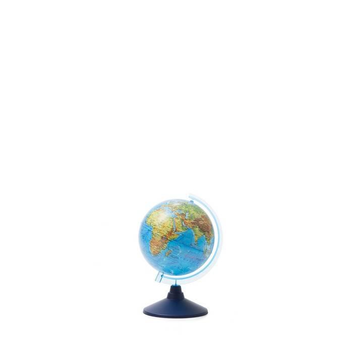 Глобус GLOBEN физич. 15 см