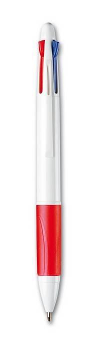 Ручка шарик. CARIOCA 4 COLORS 1,00 мм