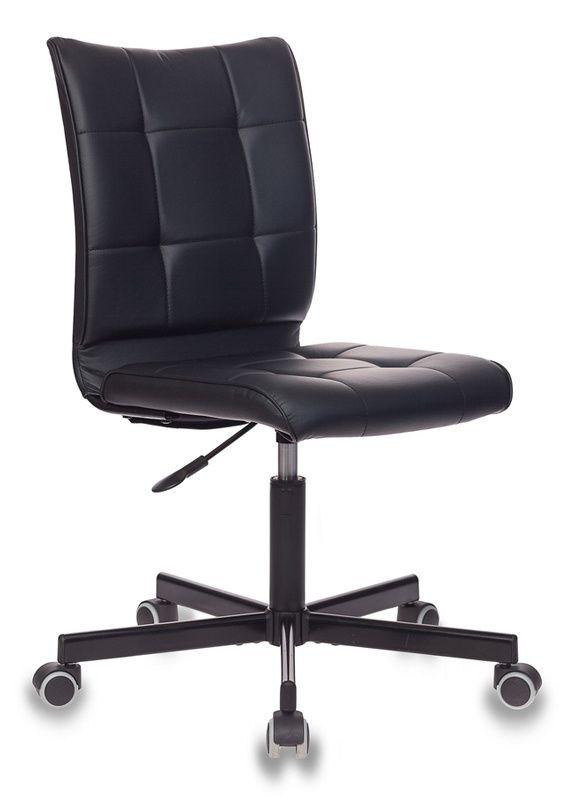 Кресло БЮРОКРАТ CH-330М черное, иск. кожа