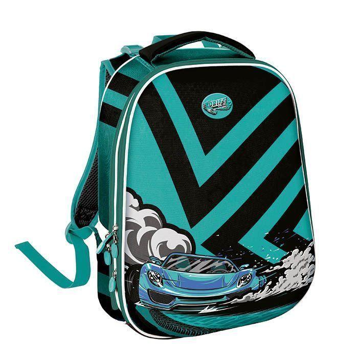 Рюкзак жесткокаркасный 2-секц. Schoolformat, модель ERGONOMIC 2, серия МЕГА ДРИФТ