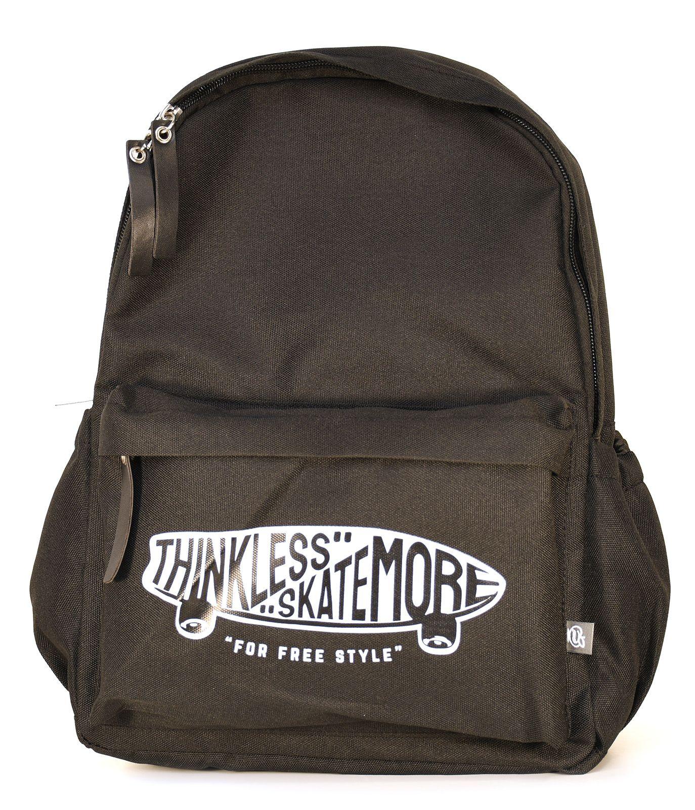 Рюкзак Schoolformat SKATE NONSTOP, модель SOFT, мягкий каркас, односекционный, 38х28х16 см, 15 л, для мальчиков