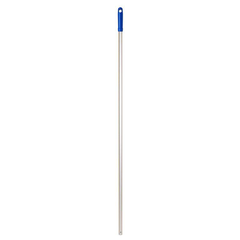 Рукоятка алюминиевая (анодированная) для флаундера 130 см синяя