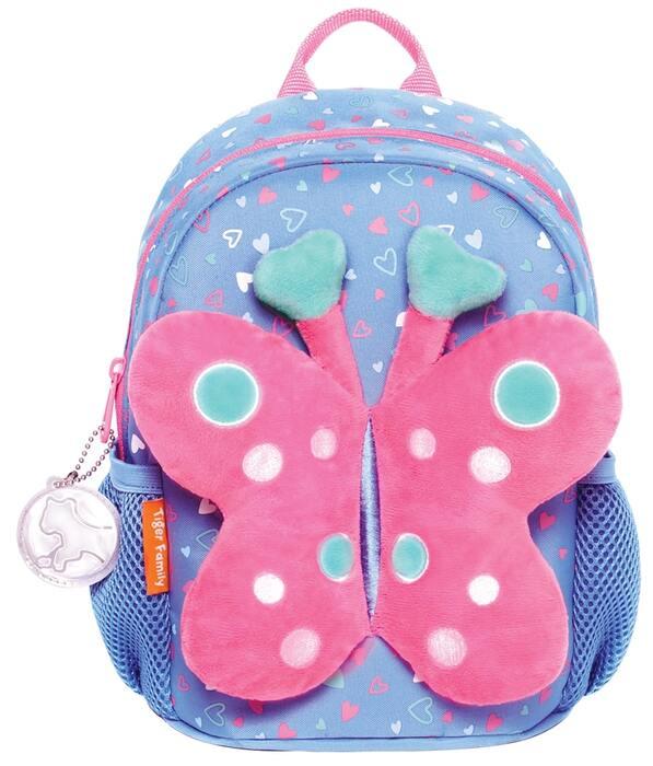 Рюкзак TIGER SMART KIDS DREAMY 26х20х15 см ткань для девочек