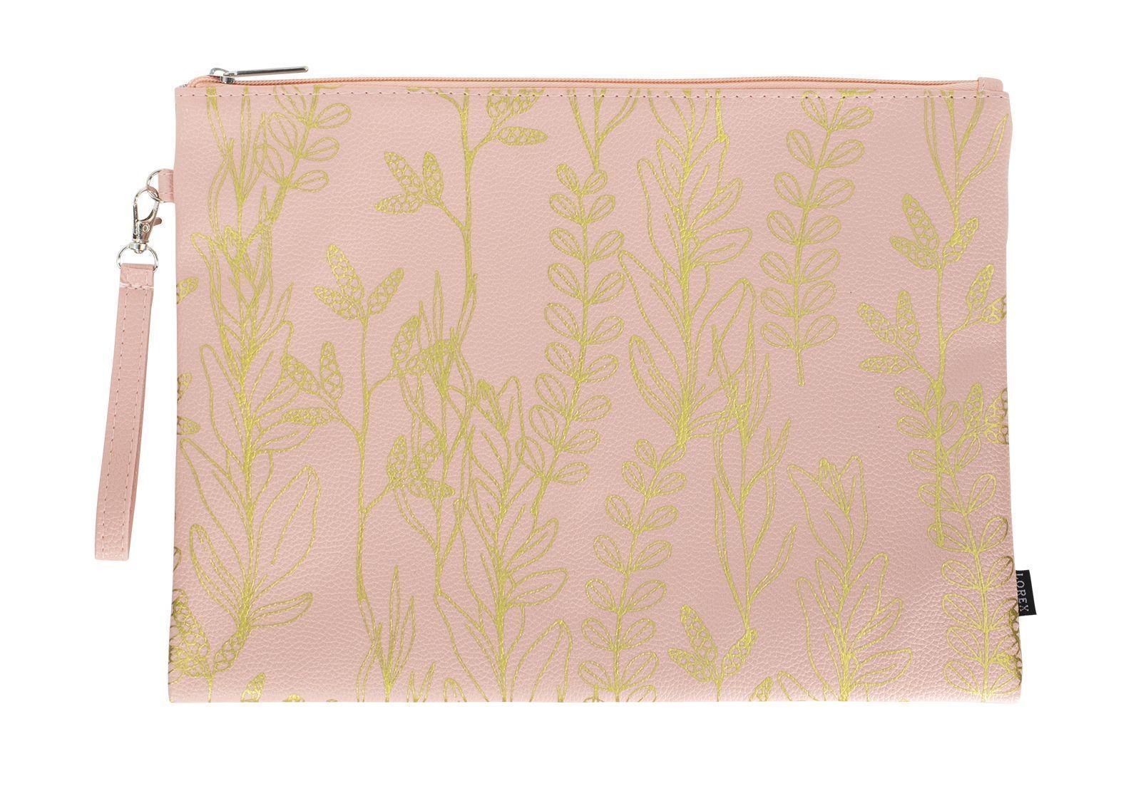 Папка для тетрадей LOREX MAXI PACK GOLDEN FLOWER 25х34 см