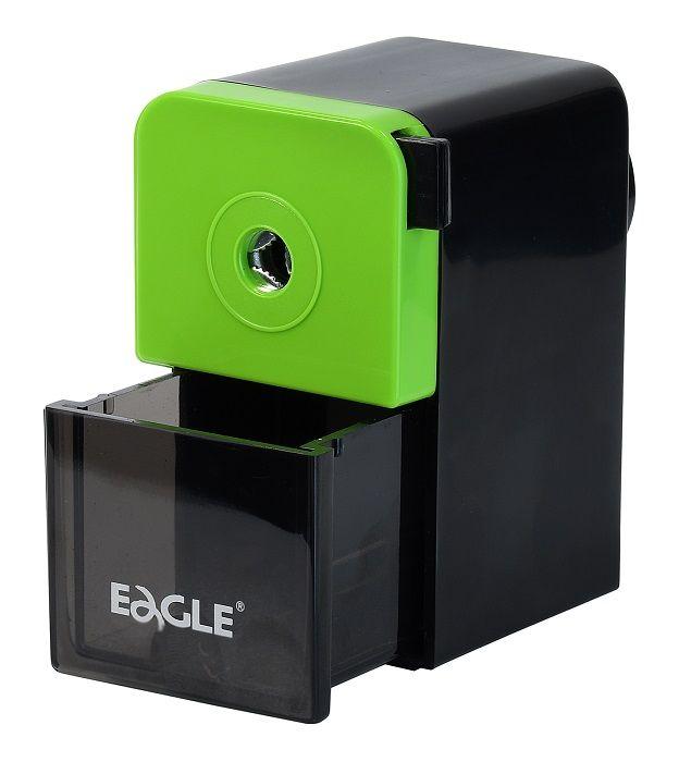 Точилка EAGLE механическая с контейнером