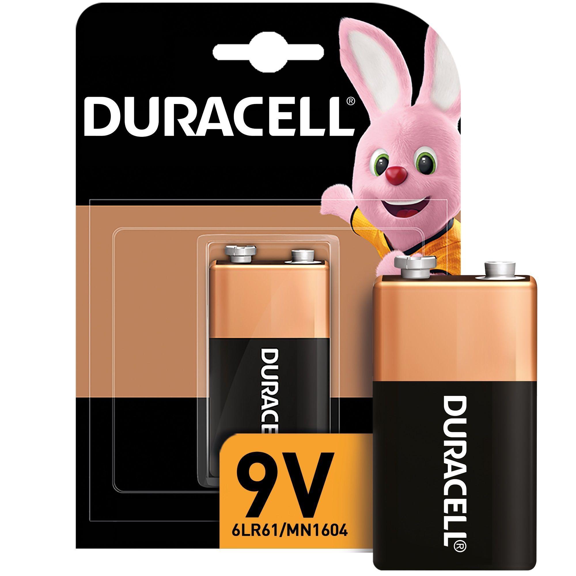 Батарейка DURACELL КРОНА алкалин. 9,00 V 1 шт