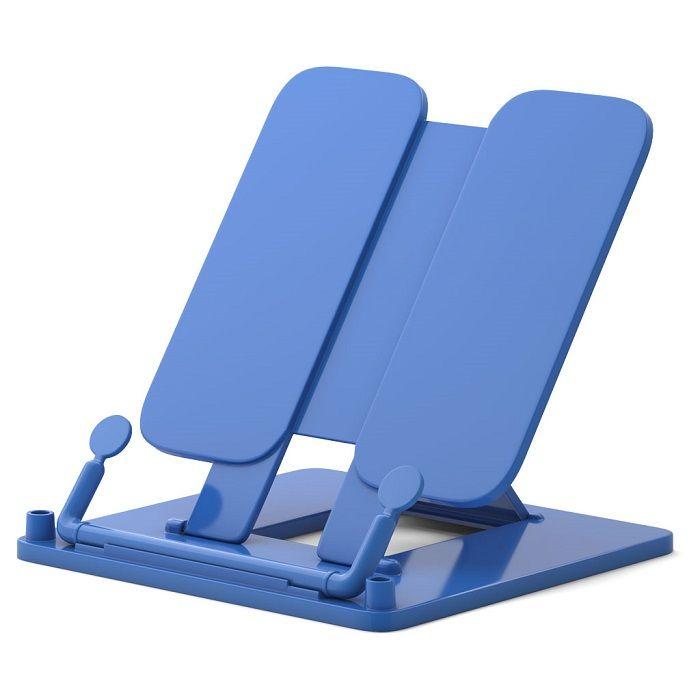 Подставка д/книг ErichKrause пластик синий