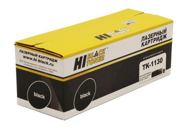 Тонер-картридж Hi-Black для Kyocera FS-1320D/1370DN/ECOSYS P2135d, 7,2K