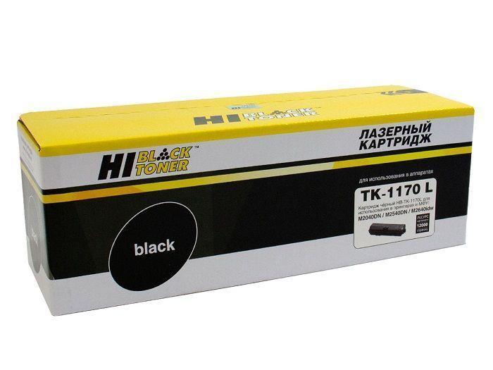 Тонер-картридж Hi-Black для Kyocera M2040dn/M2540dn, 12K, с чипом (увелич. ресурс)