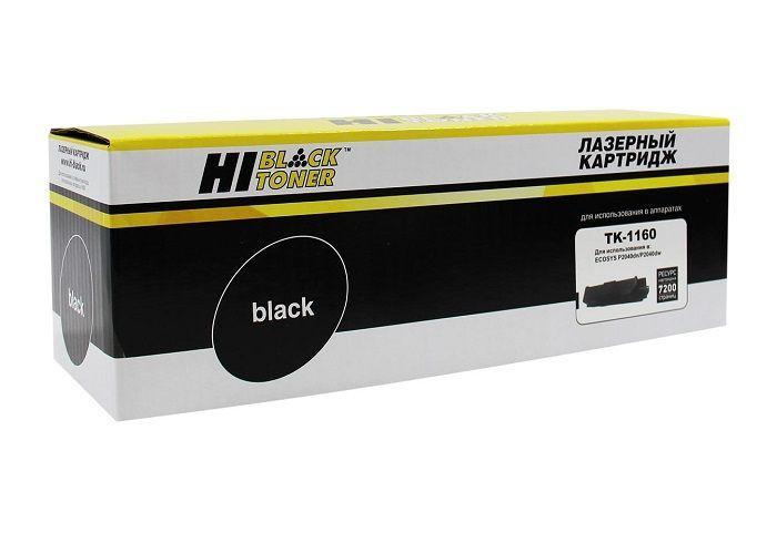Тонер-картридж Hi-Black для Kyocera P2040dn/P2040dw, 7,2K, с чипом