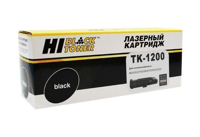 Тонер-картридж Hi-Black (HB-TK-1200) для Kyocera M2235/2735/2835/P2335, 3K