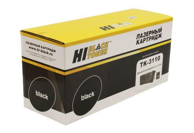 Тонер-картридж Hi-Black HB-TK-3110 для Kyocera FS-4100DN, 15,5K